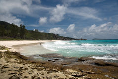 Grand Anse Royalty Free Stock Images