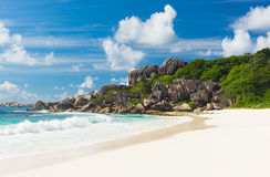 Grand Anse Royalty Free Stock Photography