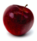 Grand Apple rouge Photographie stock