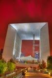 The Grand Arche, La Defense,Paris Stock Images