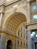 Grand Archway, Piazza della Repubblica, Florence Stock Photography