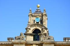 Grand Aristocratic Clocktower Royalty Free Stock Photo