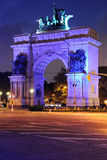 Grand Army Plaza Royalty Free Stock Photography
