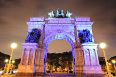 Grand Army Plaza Stock Images
