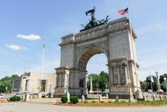 Grand Army Plaza - Brooklyn, New York Stock Photography