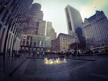 Grand Army Plaza Stock Photography