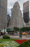 Grand Army Plaza New York City Royalty Free Stock Photography