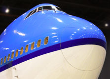 Grand avion photographie stock