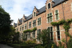The Grand Béguinage of Leuven Royalty Free Stock Photography