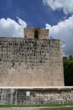 Grand ball court in Chichen Itza, Mexico Royalty Free Stock Photos