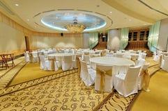 Grand ballroom Royalty Free Stock Photo