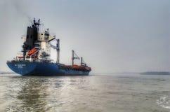 Grand grand bateau photos libres de droits