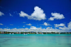 Grand Bay Lagoon Stock Photography