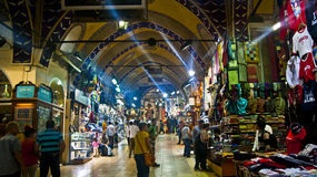 Grand Bazaar Royalty Free Stock Images