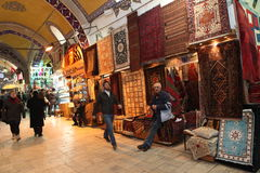 Grand Bazaar Istanbul Royalty Free Stock Images