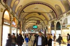 Grand Bazaar, Istanbul Stock Images