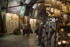 The Grand Bazaar stock image