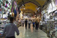 The Grand Bazaar Royalty Free Stock Photography