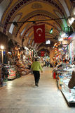 The Grand Bazaar in Istanbul Stock Image