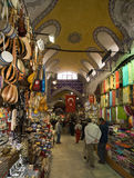 Grand Bazaar - Istanbul - Turkey Royalty Free Stock Photos