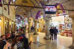 Grand Bazaar in Istanbul, Turkey Stock Photo