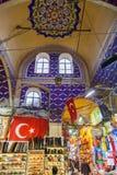 Grand Bazaar in Istanbul, Turkey Stock Photos