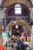 Grand Bazaar Istanbul Turkey Royalty Free Stock Photos