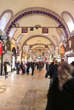 Grand Bazaar in Istanbul Royalty Free Stock Photography