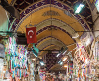 Grand Bazaar Istanbul Turkey Stock Photography