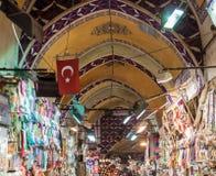 Grand Bazaar Istanbul Turkey Stock Photography