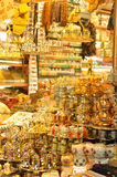 Grand Bazaar in Istanbul Stock Photography