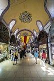 Grand bazaar, Istanbul, Turkey Royalty Free Stock Photography