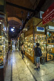 Grand bazaar, Istanbul, Turkey Stock Images