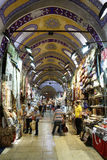 Grand bazaar, Istanbul, Turkey Royalty Free Stock Photos