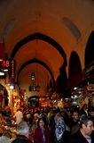 Grand Bazaar, Istanbul, Turkey royalty free stock images