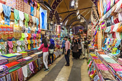 The Grand Bazaar Stock Photography