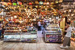 The Grand Bazaar Royalty Free Stock Photos