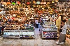 The Grand Bazaar Royalty Free Stock Photos