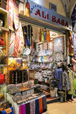 Grand Bazaar in Istanbul with unidentified people. TURKEY Stock Photo