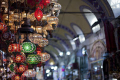 Grand Bazaar Royalty Free Stock Photography