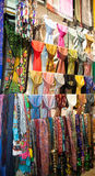 Grand Bazaar Scarves Stock Image