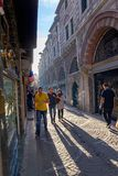 Grand Bazaar street, Istanbul Royalty Free Stock Photos