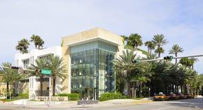 Grand Beach Hotel Surfside FL Royalty Free Stock Photo
