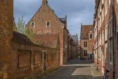 Grand Beguinage, Leuven, Belgium Royalty Free Stock Photography