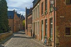 Grand Beguinage, Leuven, Belgium Royalty Free Stock Photo