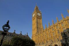 Grand Ben et Chambres du Parlement Photographie stock libre de droits