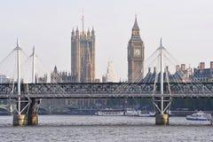 Grand Ben et Westminster Image libre de droits