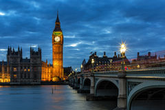 Grand Ben, Londres Images stock
