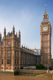 Grand Ben. Londres, Angleterre Photos libres de droits