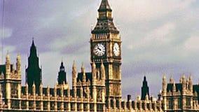 Grand ben Londres banque de vidéos